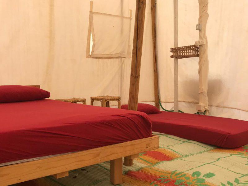 אוהלים 1