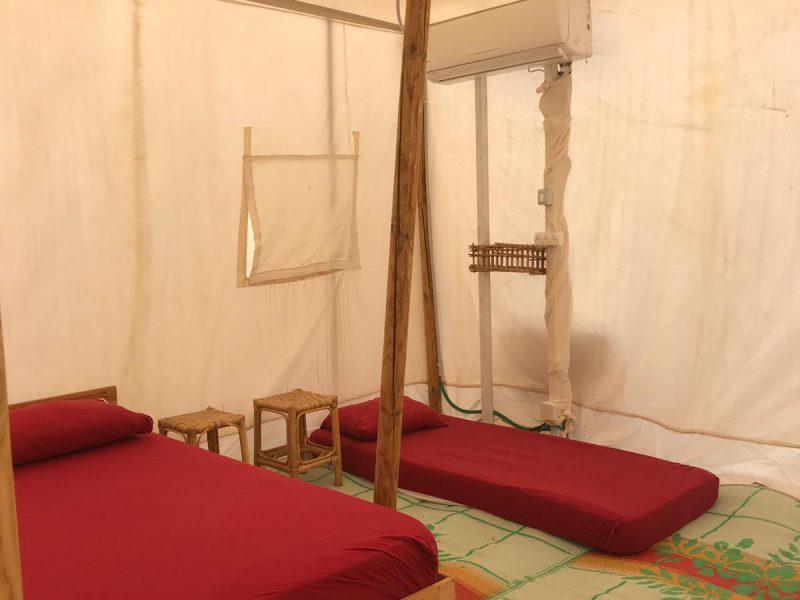 אוהלים 4