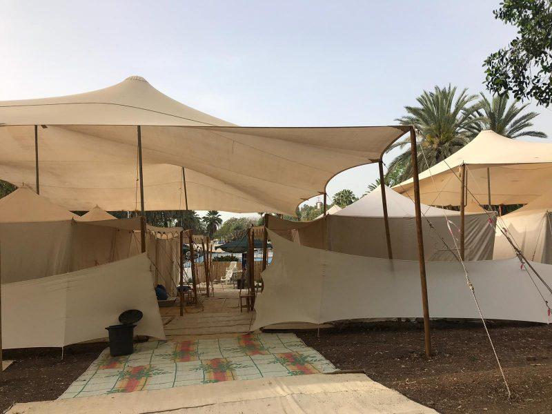 אוהלים 8