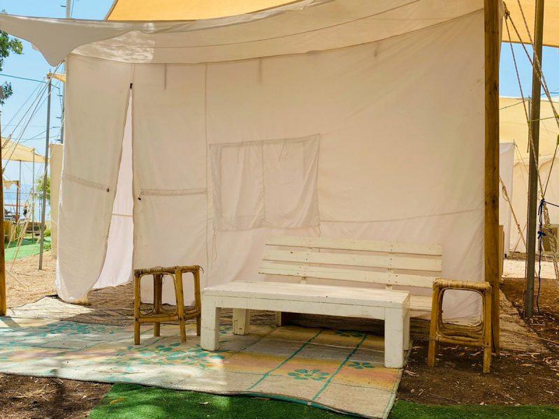 אוהל קמפינג חוץ